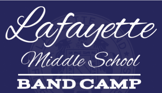Middle School Camp Registration Now Open