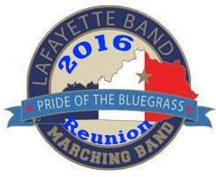 Lafayette Band Reunion