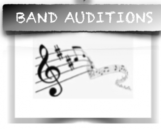 2017 Lafayette Band Audition Information and Music