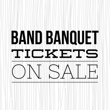 2016-2017 Band Banquet