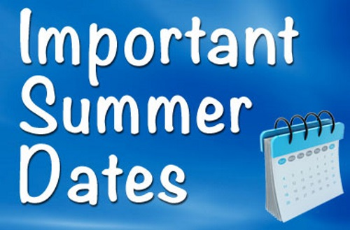 Summer Dates to Remember