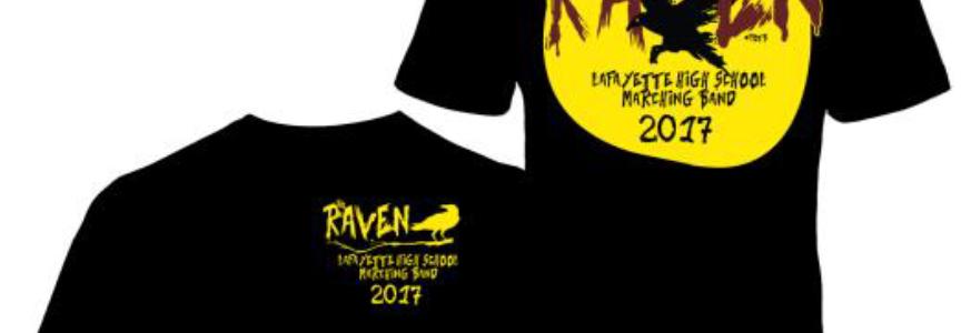 2017 Show Shirt Order