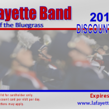 Discount Cards On Sale Now